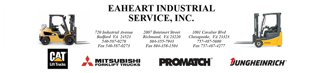 Eaheart Industrial Service Inc